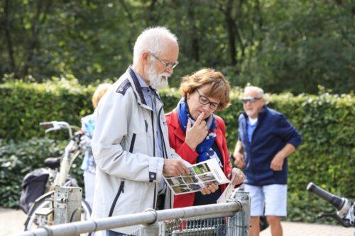 Wandel- fiets- en autopuzzeltocht